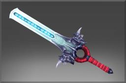 dota2 饰品交易-灵犀教团巨剑