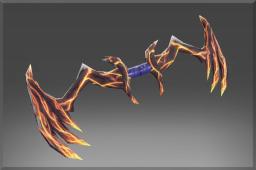 dota2 饰品交易-灼热灵魂之弓