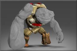 dota2 饰品交易-鲜红之石躯体