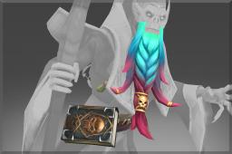 dota2 饰品交易-死灵大师面具