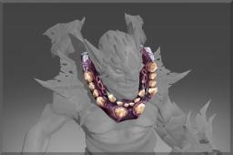 dota2 饰品交易-铭刻 地狱之翼颌骨