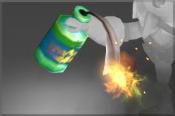 dota2 饰品交易-黑酿执行者燃烧弹