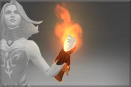 dota2 饰品交易-飞火之裔灵焰