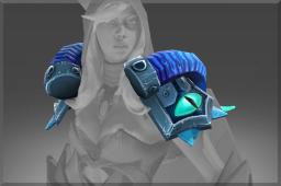 dota2 饰品交易-铭刻 古龙之触肩铠