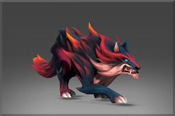 dota2 饰品交易-血月狂狼