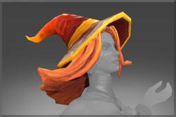dota2 饰品交易-纵火少女之帽