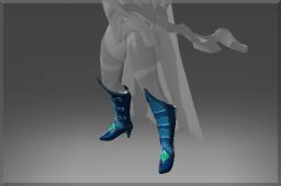dota2 饰品交易-铭刻 古龙之触长靴