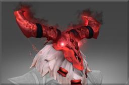 dota2 饰品交易-纯正 腥红见证者的地狱酋魁