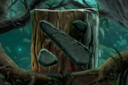 dota2 饰品交易-古老树皮