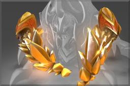 dota2 饰品交易-纯金岩晶碎屑