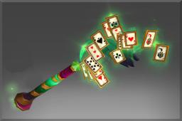 dota2 饰品交易-袖里乾坤法杖