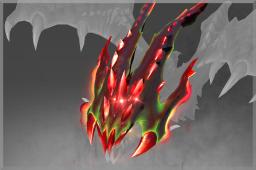 dota2 饰品交易-铭刻 腥红见证者的邪龙之冠