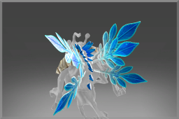 dota2 饰品交易-奇异冰咒双翼