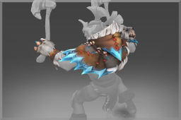 dota2 饰品交易-Shoulders of the Icewrack Marauder