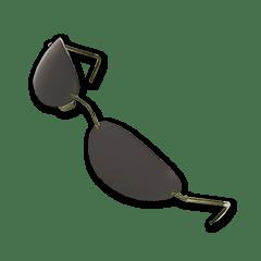 绝地求生(吃鸡) 饰品交易-Rimless Sunglasses
