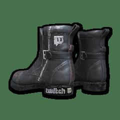 绝地求生(吃鸡) 饰品交易-Twitch Prime Boots