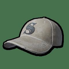 绝地求生(吃鸡) 饰品交易-Vintage Baseball Cap (White)
