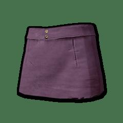 绝地求生(吃鸡) 饰品交易-Mini-skirt (Purple)
