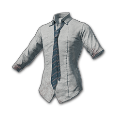 绝地求生(吃鸡) 饰品交易-School Shirt with Necktie