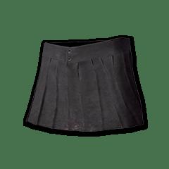 绝地求生(吃鸡) 饰品交易-Pleated Mini-skirt (Black)