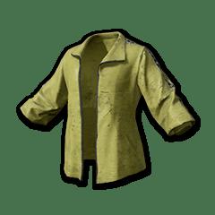 绝地求生(吃鸡) 饰品交易-Tracksuit Top (Yellow)