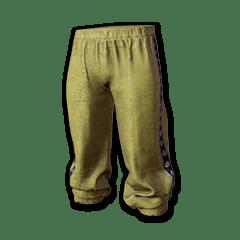 绝地求生(吃鸡) 饰品交易-Tracksuit Pants (Yellow)