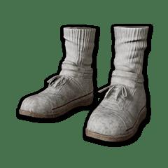 绝地求生(吃鸡) 饰品交易-Sneakers (WHITE)