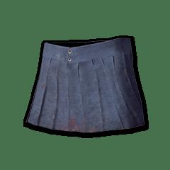 绝地求生(吃鸡) 饰品交易-Pleated Mini-skirt (Blue)