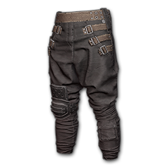 绝地求生(吃鸡) 饰品交易-Baggy Pants (Black)