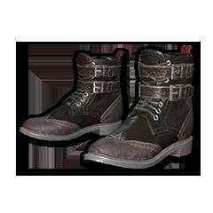 绝地求生(吃鸡) 饰品交易-Leather Boots (Black)