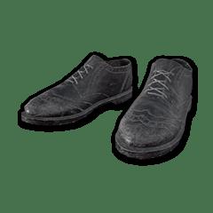 绝地求生(吃鸡) 饰品交易-School Shoes (Black)