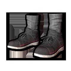 绝地求生(吃鸡) 饰品交易-Sneakers (Black)