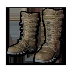绝地求生(吃鸡) 饰品交易-Long Leather Boots (Brown)