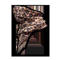 绝地求生(吃鸡) 饰品交易-Cloth Mask (Leopard)