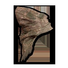 绝地求生(吃鸡) 饰品交易-Cloth Mask (Checkered)