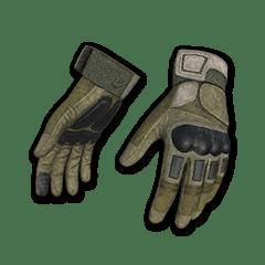 绝地求生(吃鸡) 饰品交易-Combat Gloves (Khaki)