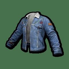 绝地求生(吃鸡) 饰品交易-Zest Denim Jacket