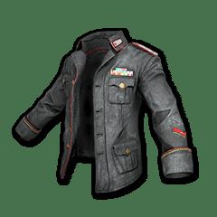 绝地求生(吃鸡) 饰品交易-Military Jacket (Black)