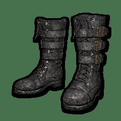 绝地求生(吃鸡) 饰品交易-Military Boots (Black)