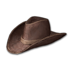 绝地求生(吃鸡) 饰品交易-Cowboy Hat (Brown)