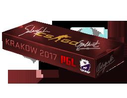 csgo 饰品交易-2017年克拉科夫锦标赛古堡激战纪念包
