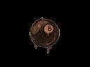 CS:GO 饰品交易-封装的涂鸦   八号球 (黄褐)