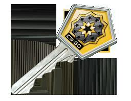 csgo 饰品交易-幻彩 3 号武器箱钥匙