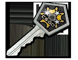 csgo 饰品交易-左轮武器箱钥匙
