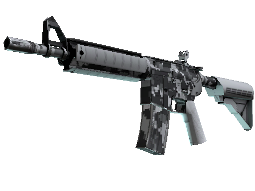 csgo 饰品交易-M4A4 | 都市 DDPAT (略有磨损)