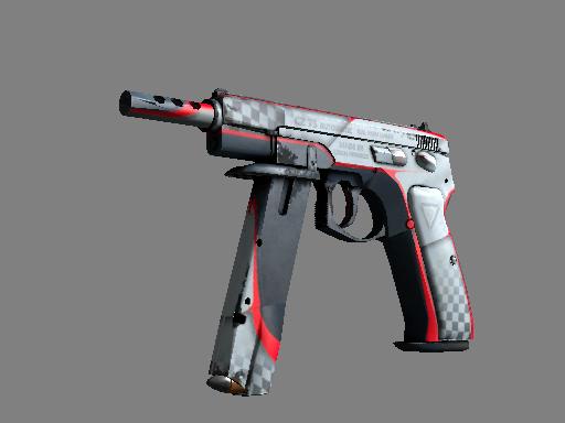csgo 饰品交易-CZ75 自动手枪   先驱 (久经沙场)