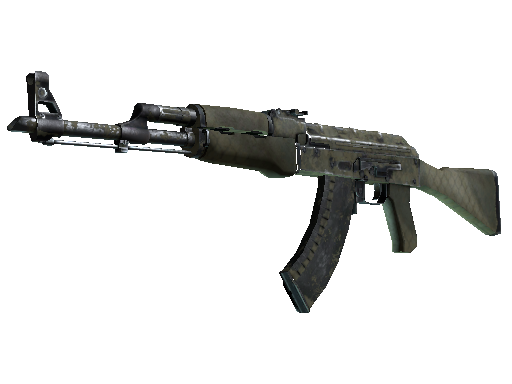 csgo 饰品交易-AK-47 | 狩猎网格 (战痕累累)