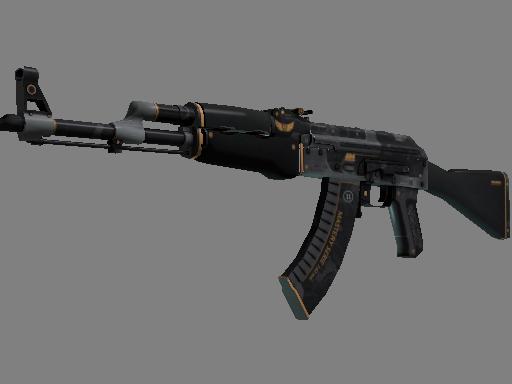 csgo 饰品交易-AK-47(StatTrak™) | 精英之作 (略有磨损)