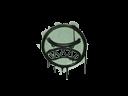 CS:GO 饰品交易-封装的涂鸦   愤怒 (豆青)