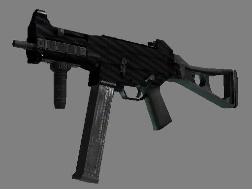 CS:GO 饰品交易-UMP-45 | 碳素纤维 (崭新出厂)